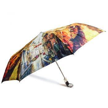Luksusowy parasol ZEST w ozdobnym pudełku-KLASYCZNA WENECJA