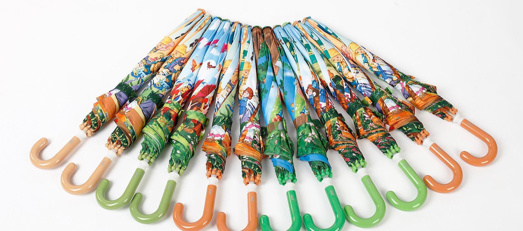 Przygotowaliśmy zjawiskowe parasolki dla dzieci. Zobacz, co polecamy!