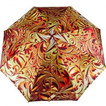 Luksusowy parasol ZEST w ozdobnym pudełku-Gold Ornament