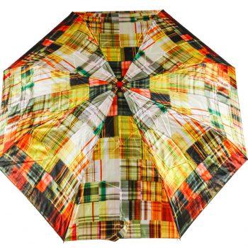 Luksusowy parasol ZEST w ozdobnym pudełku-Krata